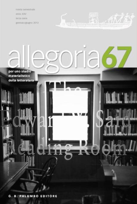 Allegoria vol.67