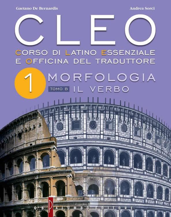 Cleo - Vol. 1B. Morfologia. Il verbo
