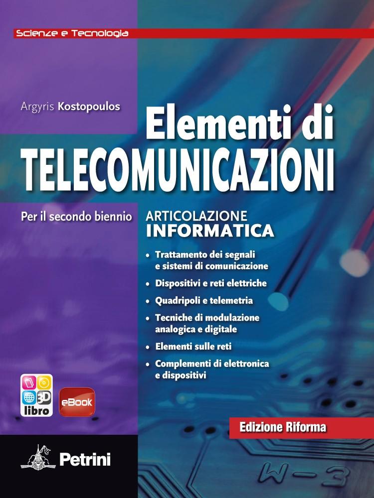 Elementi di telecomunicazioni Edizione Riforma