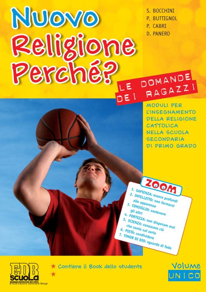 NUOVO RELIGIONE PERCHÉ UNICO - E BOOK