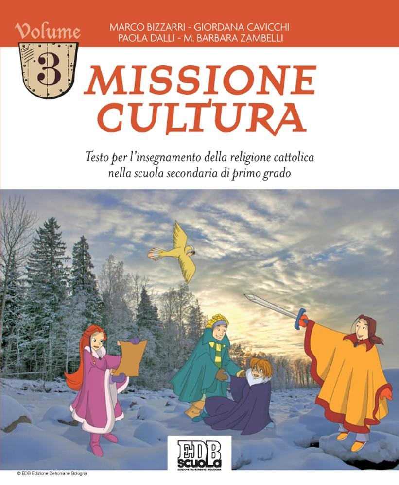 MISSIONE CULTURA 3 - E BOOK