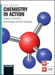 Chemistry in Action   Volume + CD Audio + Codice sblocco area web