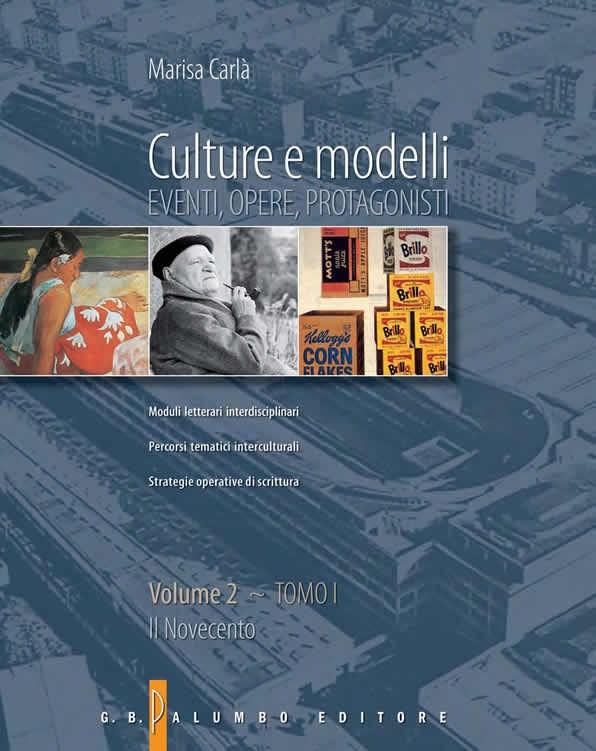Culture e modelli Vol. 2 (1890 - giorni nostri)