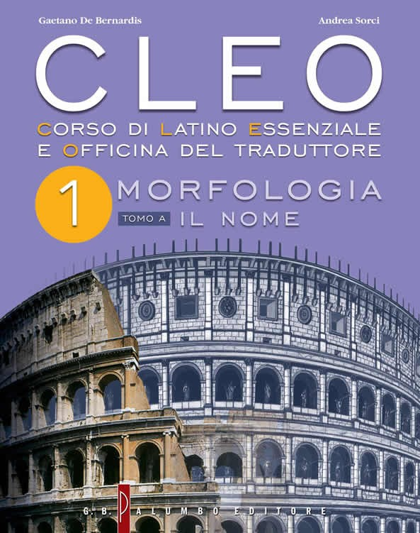 Cleo - Vol. 1 Morfologia Tomo A + Tomo B