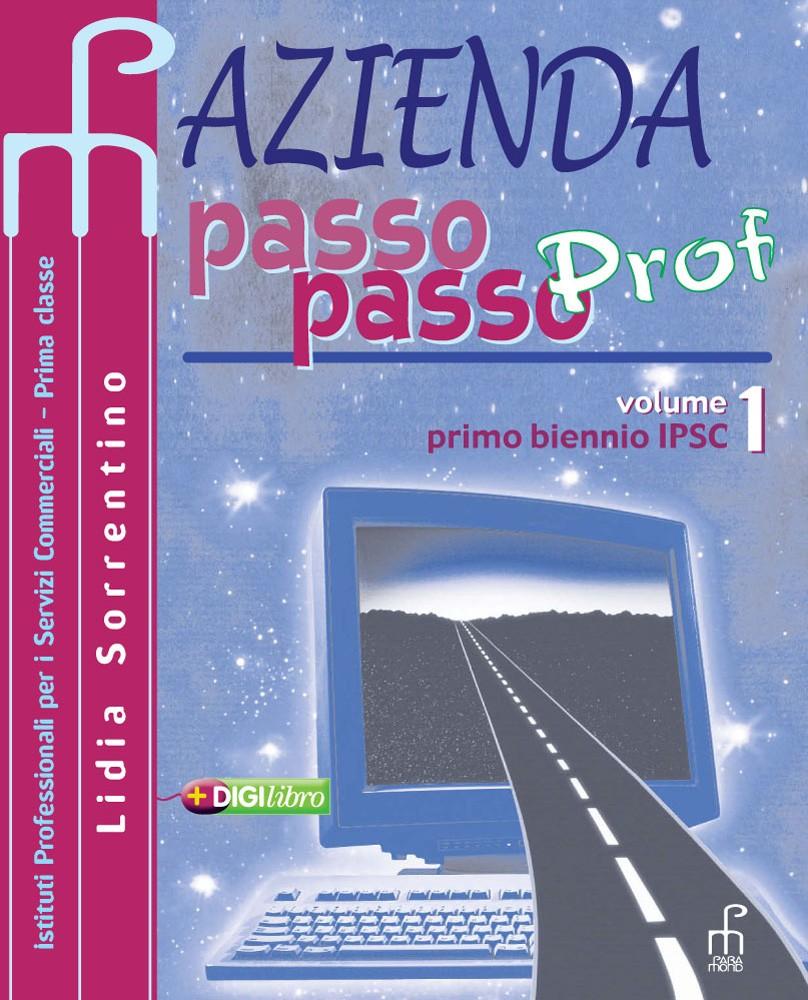 Azienda passo passo Prof. Volume 1